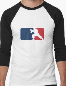 Street fighter Men's Baseball ¾ T-Shirt