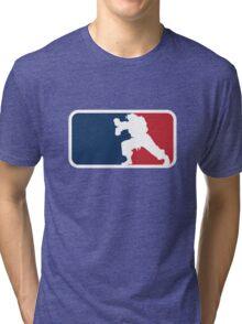 Street fighter Tri-blend T-Shirt