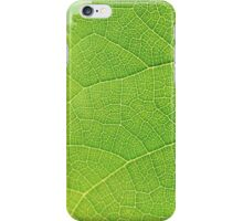 Backlit Leaf iPhone Case/Skin