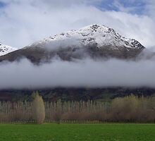 NZ - still the land of the long white cloud.  by Geoff46