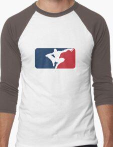Spiderman Men's Baseball ¾ T-Shirt