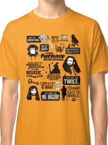 Hobbit Quotes Classic T-Shirt