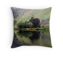 St Finbarr's Chapel Throw Pillow
