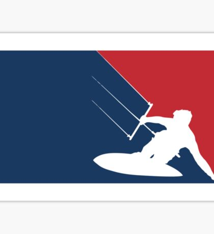 Kite Surf Sticker