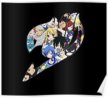 Fairy Tail Guild Poster