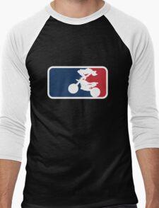 Freestyle Motocross Men's Baseball ¾ T-Shirt