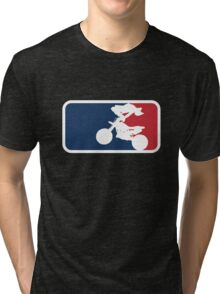 Freestyle Motocross Tri-blend T-Shirt
