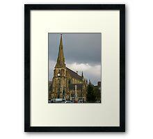 Bury Parish Church Framed Print