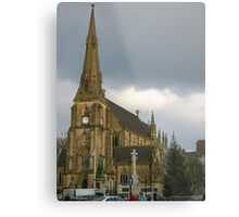 Bury Parish Church Metal Print