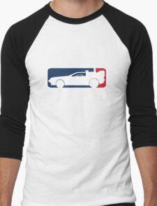Delorean Men's Baseball ¾ T-Shirt