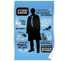 Castiel Quotes Poster
