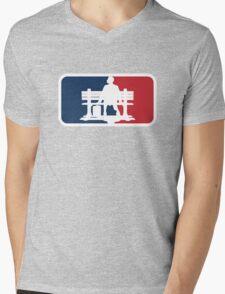 Forrest Mens V-Neck T-Shirt