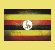 Uganda - Vintage One Piece - Short Sleeve