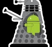 Android Controlling Dalek by Djjon3