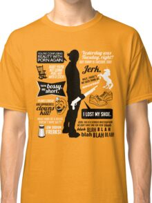 Sam Winchester Quotes Classic T-Shirt