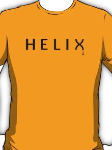 Helix - Black T-Shirt