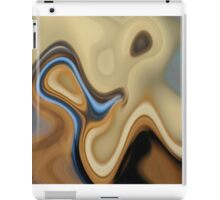 Waking up iPad Case/Skin
