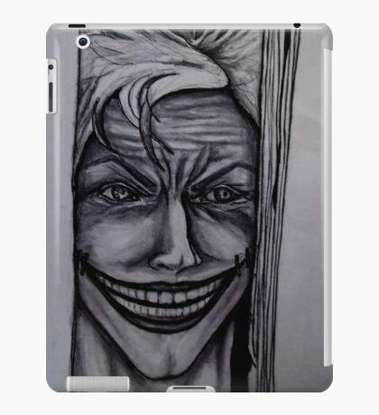 Here's Johnny! iPad Case/Skin
