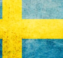 Sweden - Vintage Sticker