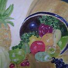 Fruit Barrel by Debra Lohrere