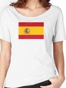 Spain - Standard Women's Relaxed Fit T-Shirt