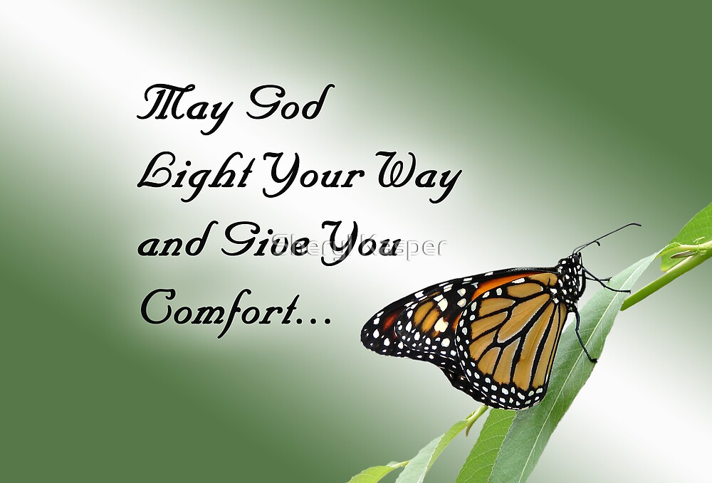 May God Light Your Way by Sheryl Kasper