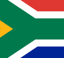 South Africa - Standard Sticker