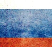 Russia - Vintage Sticker