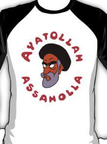 ayatollah assaholla T-Shirt