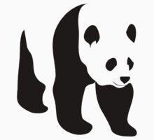 PANDA!! by Danielle Kerese