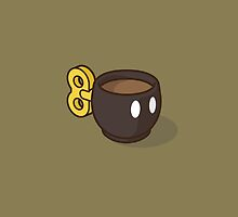 Bob-omb Espresso by jacobparr