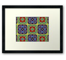 Create the Magic at Your Window Framed Print