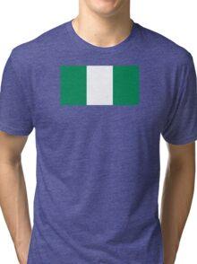 Nigeria - Standard Tri-blend T-Shirt