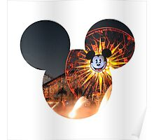 World of Color Mickey 2 Poster