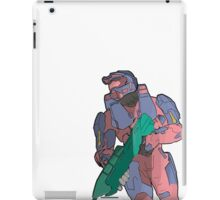 Halo Painting  iPad Case/Skin