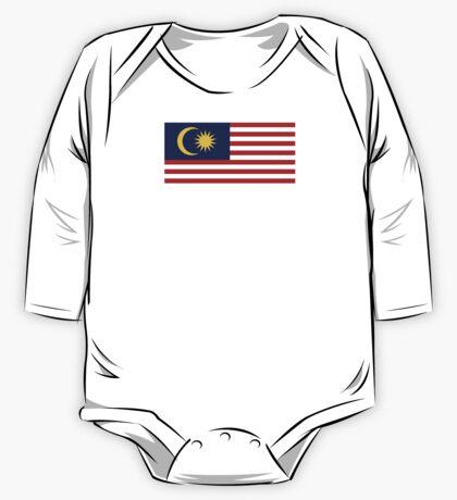 Malaysia - Standard One Piece - Long Sleeve