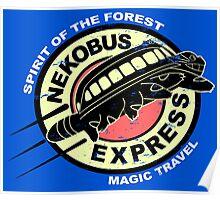 Nekobus Express Poster