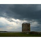 Governor Macquarie's Watch Tower, La Perouse by margo