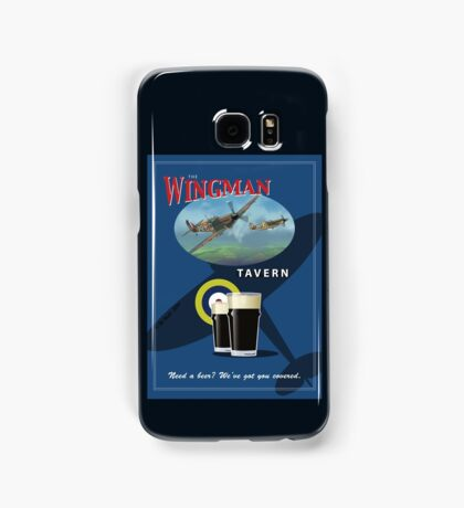 The Wingman Tavern Samsung Galaxy Case/Skin