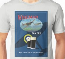 The Wingman Tavern Unisex T-Shirt