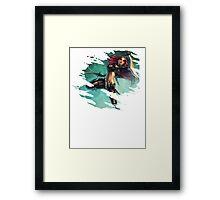 Katarina Framed Print