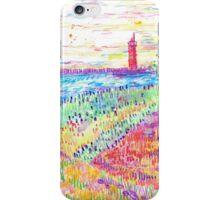 Lake Michigan Landscape  iPhone Case/Skin