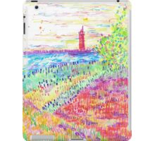 Lake Michigan Landscape  iPad Case/Skin