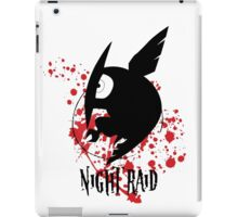 Night Raid (Akame ga Kill!) iPad Case/Skin