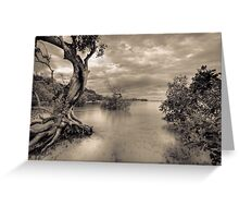 A most sought after location!! Greeting Card