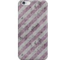 Diagonal lines iPhone Case/Skin