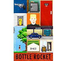 Bottle Rocket Lovely Soiree Poster 2013 Photographic Print