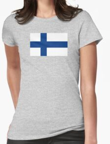 Finland - Standard Womens Fitted T-Shirt