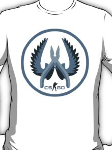 CS:GO CT LOGO T-Shirt