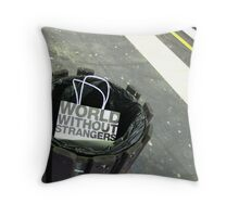 nice concept ....................... Throw Pillow